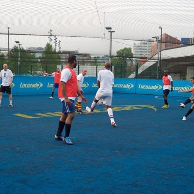 Altodigital organise charity football tournament for Mo Farah Foundation