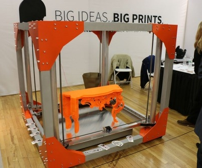 5 reasons a 3D printer could be in your office sooner than you think…