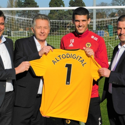 Altodigital extends contract with Wolves FC