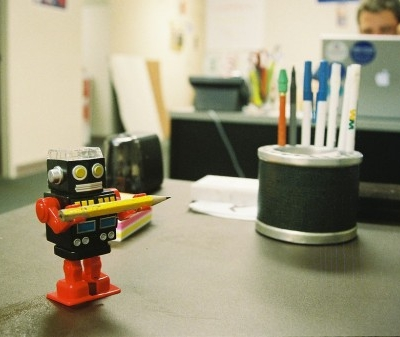 How robots will make their mark in the office