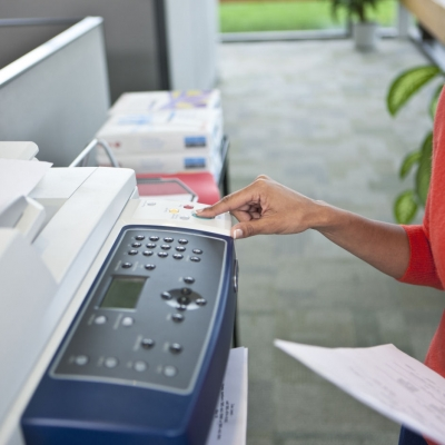 How a business can save money by printing smarter