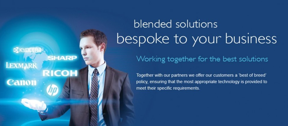 Blended solutions bespoke to your business