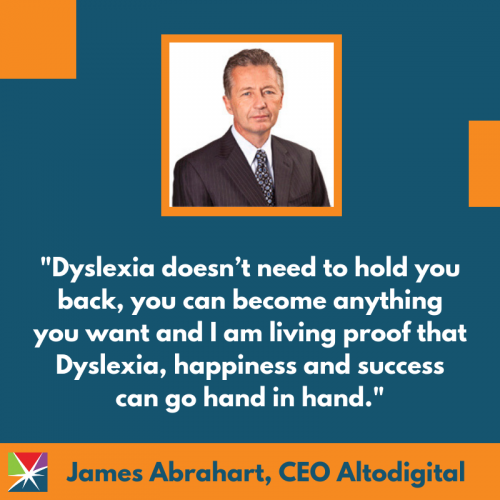 Image: DON'T LET DYSLEXIA HOLD YOU BACK