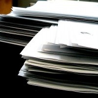 Image: Economical advantages to office paper reduction