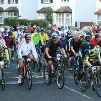 Image: Altodigital Regional Director rides for charity