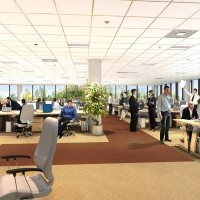 Image: Using technology to create a greener workplace