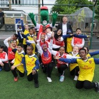 Image: Altodigital Help Fund Pakeman Primary School Football Pitch!
