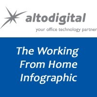 Image: Infographic: The Truth Behind Working From Home