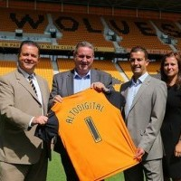 Image: Sponsorship deal for stand at Wolves' Molineux Stadium announced