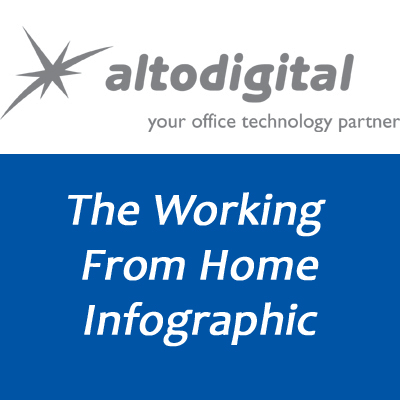 Infographic: The Truth Behind Working From Home