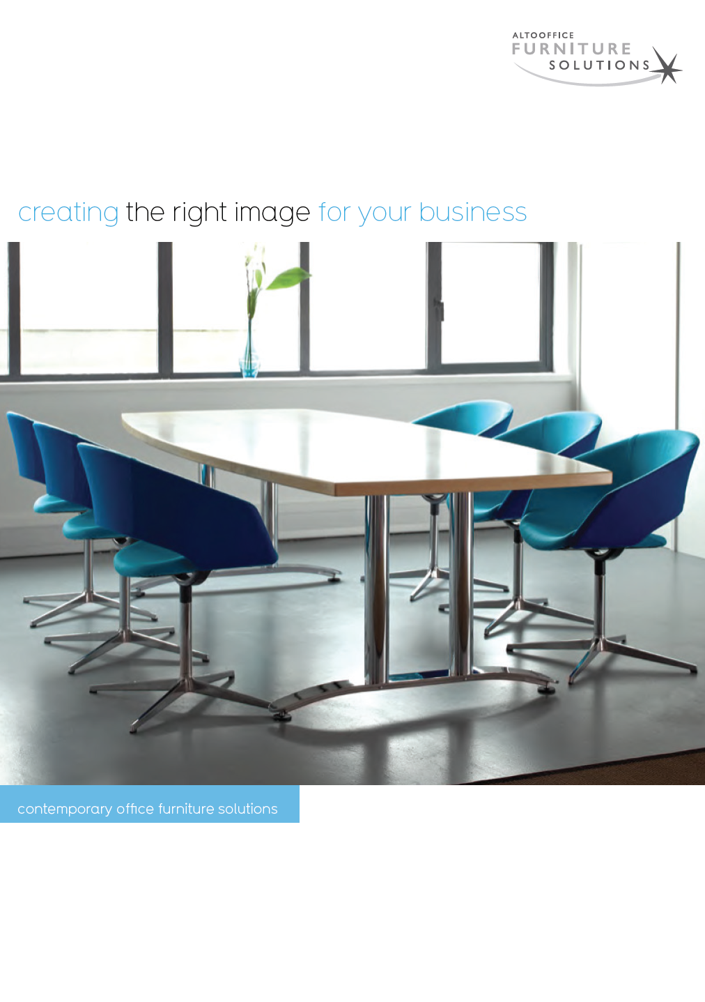 See our latest office furniture brochure