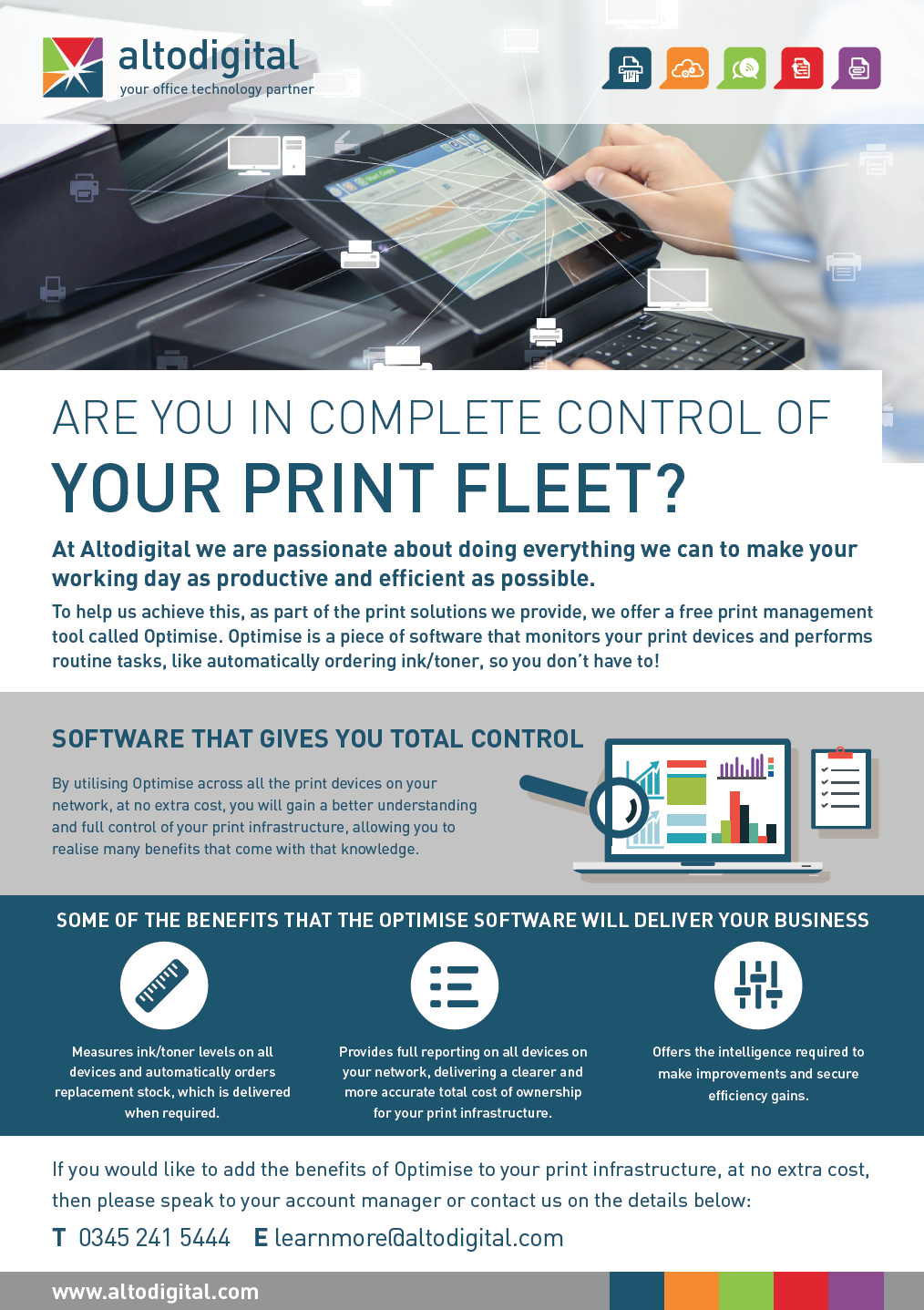 How to control your print fleet costs